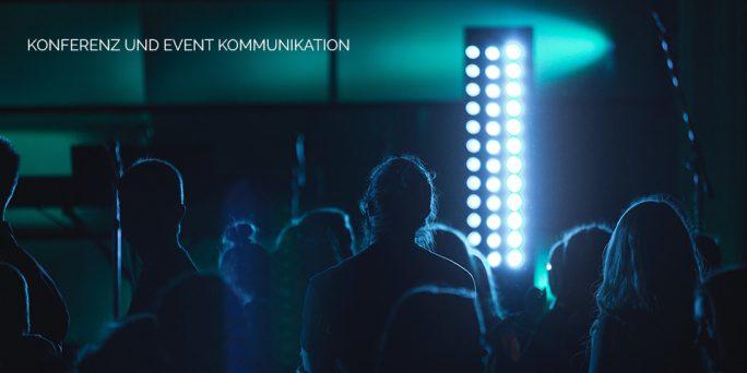 Konferenz und Event Kommunikation
